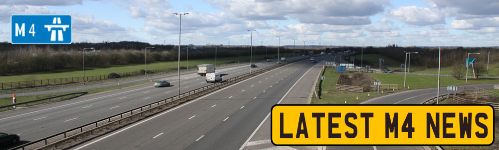 Latest M4 Traffic News